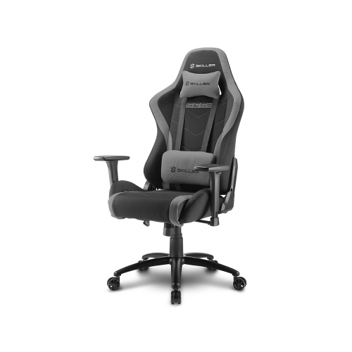 Sharkoon Skiller SGS2 gaming chair Iron Black/Grey (SGS2GY) (SHRSGS2GY)
