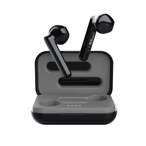 Trust Primo Touch Bluetooth Wireless Earphones - black (23712) (TRS23712)
