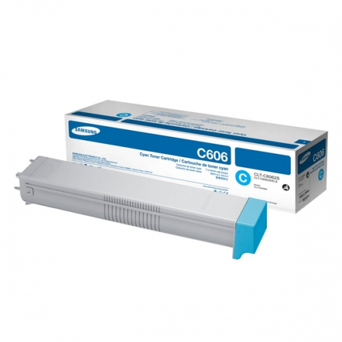 Samsung CLT-C6062S Cyan Toner Cartridge (SS531A) (HPCLTC6062S)