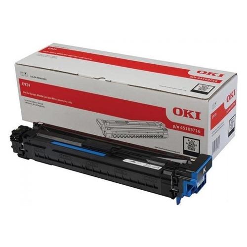 OKI C911/C931 BLACK DRUM 40K (45103716) (OKI-C911-BEP)
