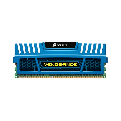 Corsair Vengeance — 16GB Dual/Quad Channel DDR3 Memory Kit (CMZ16GX3M4A1600C9B) (CORCMZ16GX3M4A1600C9B)