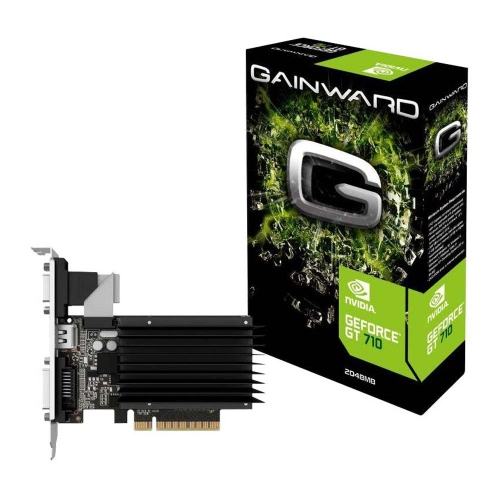 VGA Gainward GeForce GT 710 2GB HDMI DVI passive (426018336-3576) (GNW426018336-3576)