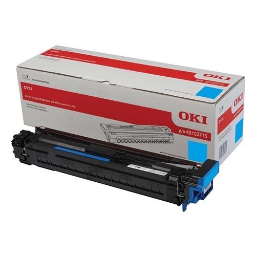 OKI C911/931 CYAN DRUM 40K (45103715) (OKI-C911-CEP)