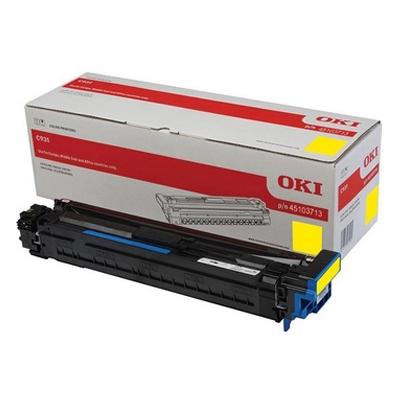 OKI C911/C931 YELLOW DRUM 40K (45103713) (OKI-C911-YEP)