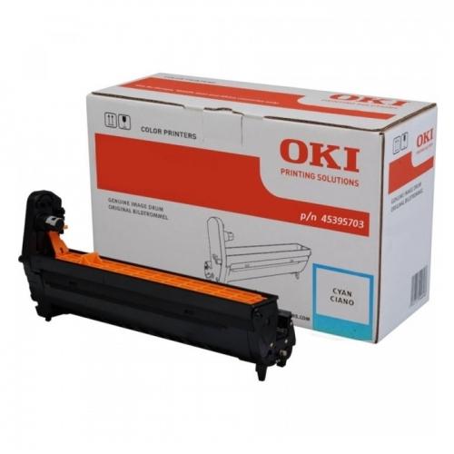 OKI MC760/770/780 DRUM CYAN (45395703) (OKI-MC760-CEP)