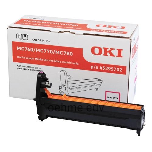 OKI MC760/770/780 DRUM MAGENTA (45395702) (OKI-MC760-MEP)