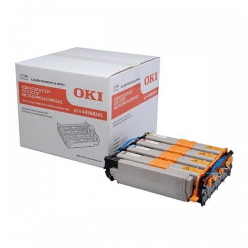 OKI C301/321/331/332/511/531/MC352/362/562/332/342/363 IMAGE UNIT (44968301) (OKI-C301-DR)