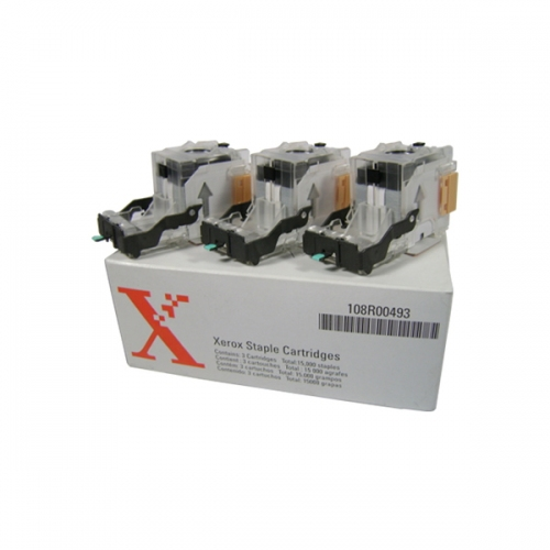 XEROX WC PRO 245/255 STAPLES (3PACK) (108R00493) (XER108R00493)