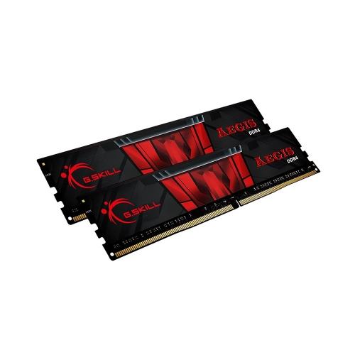 G.Skill RAM Aegis DDR4 3000MHz 32GB Kit (2x16GB) (F4-3000C16D-32GISB) (GSKF43000C16D32GISB)