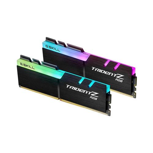 G.Skill RAM Trident Z RGB DDR4 3200MHz 16GB Kit (2x8GB) (F4-3200C16D-16GTZR) (GSKF43200C16D16GTZR)