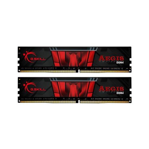 G.Skill RAM Aegis DDR4 3200MHz 32G Kit (2x16GB) (F4-3200C16D-32GIS) (GSKF43200C16D32GIS)