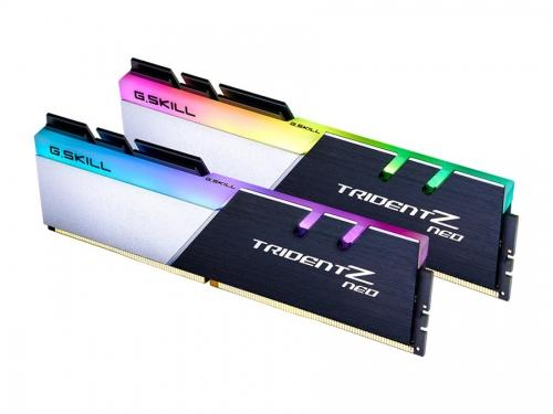 G.Skill RAM Trident Z Neo RGB DDR4 3600MHz 16GB Kit (2x8GB) (F4-3600C16D-16GTZNC) (GSKF43600C16D16GTZNC)
