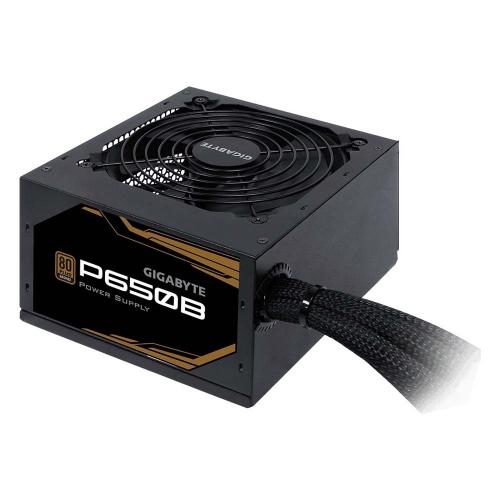 Gigabyte P650B 650W Full Wired 80 Plus Bronze (GP-P650B) (GIGGP-P650B)