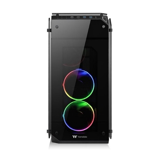 Thermaltake View 71 Tempered Glass RGB Edition Case (CA-1I7-00F1WN-01)