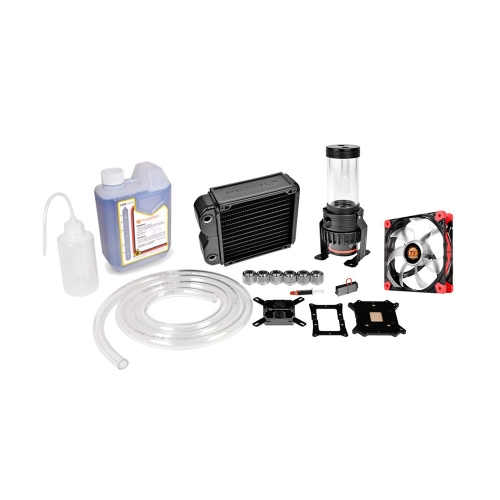 Thermaltake Cooler Pacific RL140 D5 KIT - Water Cooling (CL-W072-CU00BL-A) (THECLW072CU00BLA)
