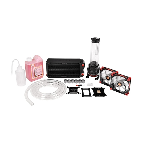 Thermaltake Cooler Pacific RL240 KIT - Water Cooling (CL-W063-CA00BL-A) (THECLW063CA00BLA)