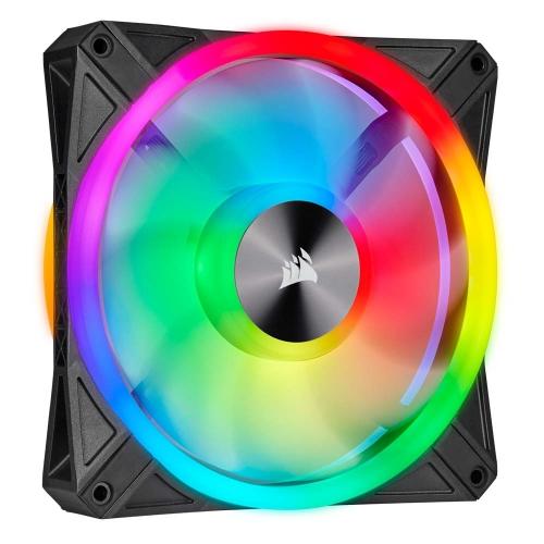 Corsair iCUE QL140 RGB 140mm PWM Single Fan (CO-9050099-WW)