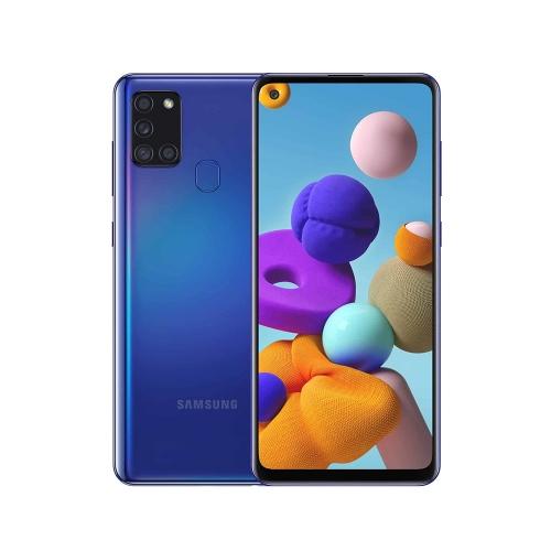 SAMSUNG GALAXY A21s Dual Sim 4GB/128GB Blue (SM-A217FZBU) (SAMSM-A217FZBU)