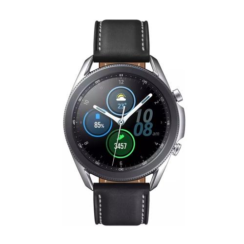 Watch Samsung Galaxy 3 R840 45mm - Silver EU(SM-R840NZS)