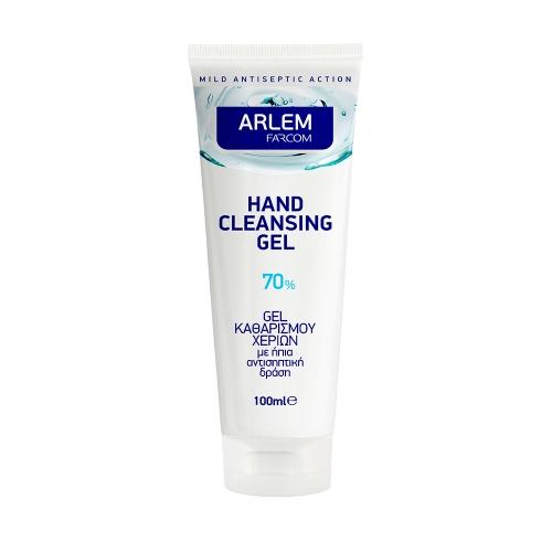 Αντισηπτικό Gel Καθαρισμού Χεριών Σωληνάριο Arlem 100 ml
