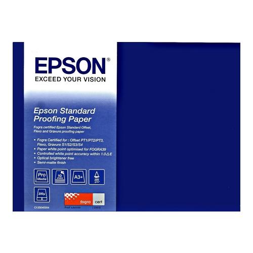 Χαρτί EPSON Standard Proofing Paper 240 24″ x 30.5m (C13S045112) (EPSS045112)