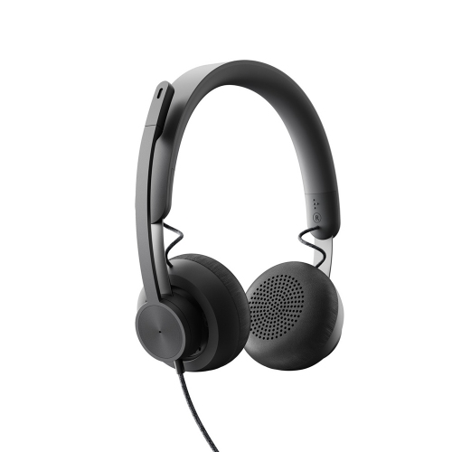 Headset Logitech Zone Wired UC 981-000875 (LOG981000875)