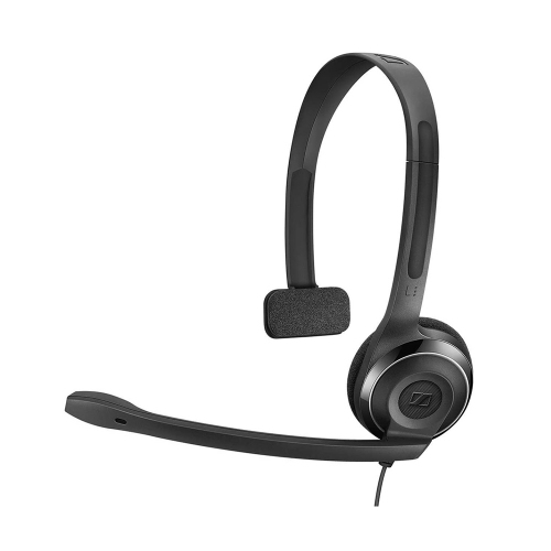 Headset Sennheiser PC-7 Chat USB (504196) (SEN504196)