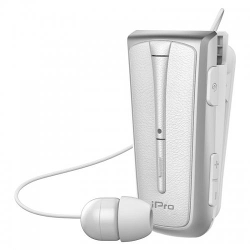 iPro Handsfree RH219s Bluetooth White/Silver (RH219SW/S) (IPRORH219SW/S)