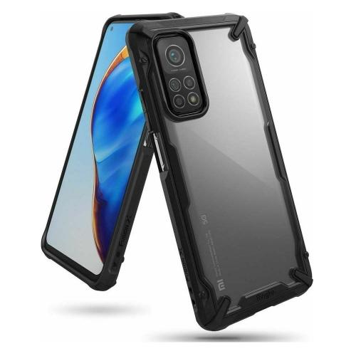 Ringke Fusion X Xiaomi Mi 10T/Mi 10T Pro Black (FXXI0029) (RINFXXI0029)