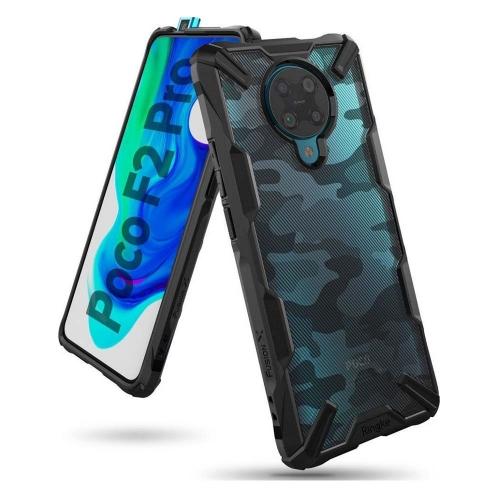 Ringke Fusion X Xiaomi Poco F2 Pro Camo Black (XDXI0009) (RINXDXI0009)