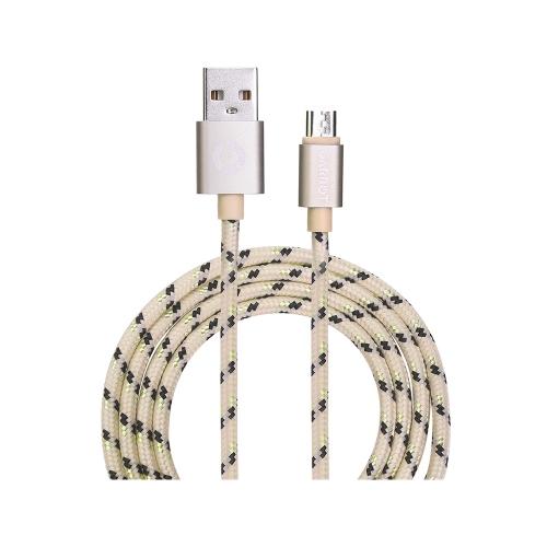 Garbot Grab&Go USB cable 1 m USB A Micro-USB B Gold (C-05-10194) (GARC-05-10194)