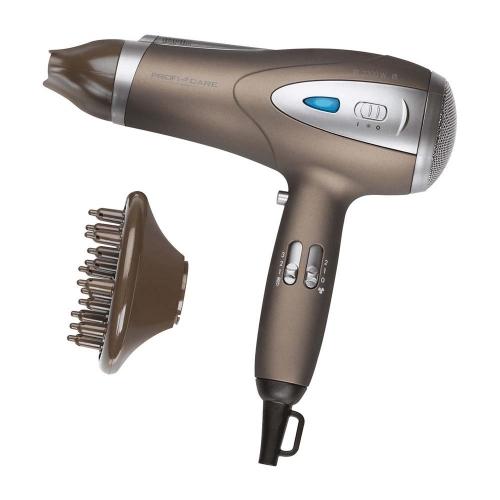 Σεσουάρ Μαλλιών με Ιονιστή 2200 W Χρώματος Καφέ ProfiCare PC-HT3047