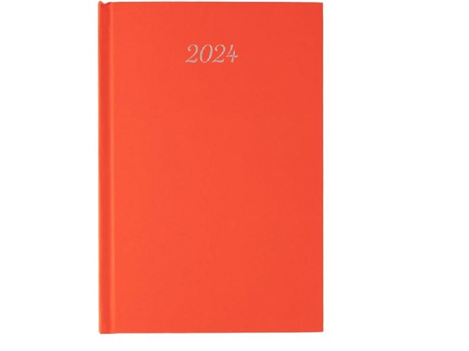 Ημερολόγιο 2021 17x24 ημερήσιο classic κόκκινο