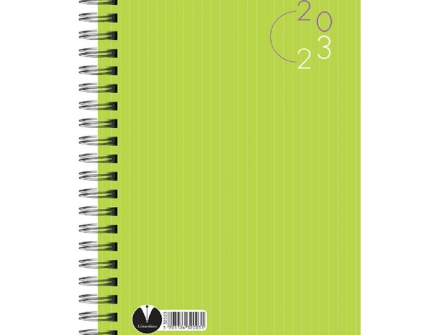 Ημερολόγιο σπιράλ 14x21 classic