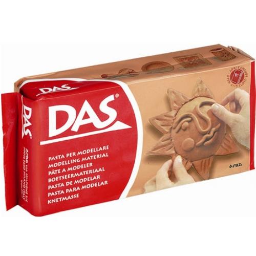 Πηλός Das καφέ 500 gr