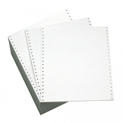 Μηχ.χαρτί 11x15 μονό λευκό 2000φ