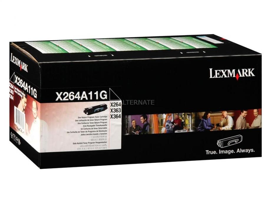 Toner Lexmark X264A11G