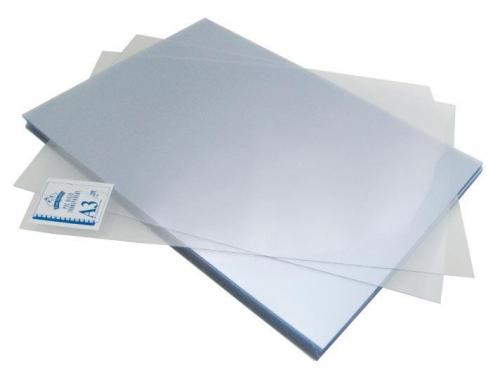Ζελατίνη εξώφυλλο βιβλιοδεσίας Α3 18 mic