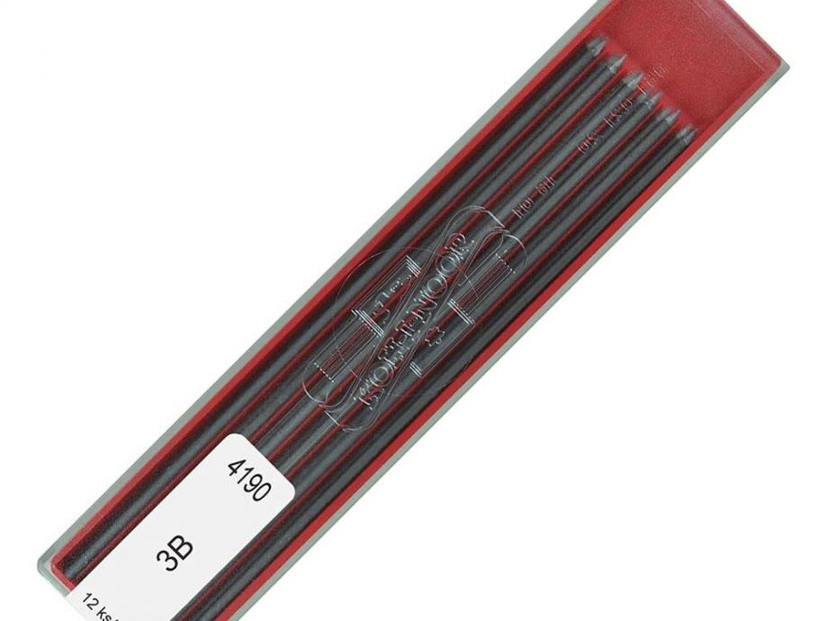 Μύτες μολυβιού 2 mm Kohinoor 3B