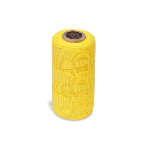 Σπάγγος χρωματιστός 1mmx20m κίτρινος