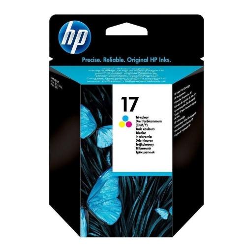 Μελάνι HP 17 colour