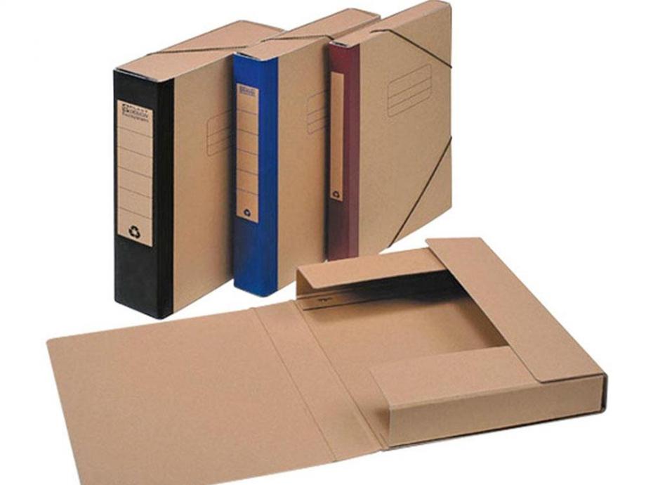 Κουτί Φ plast οικολογικό Νο8 μαύρο