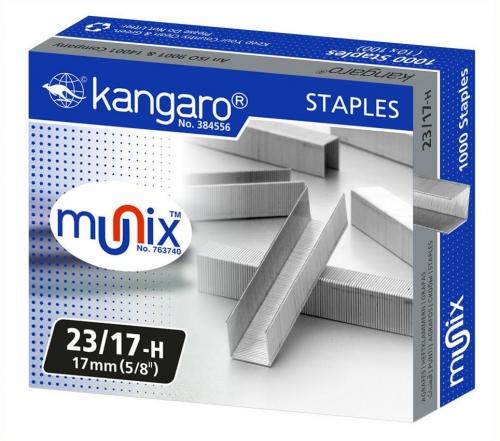Σύρματα συρραπτικού Kangaro 23/17 1000