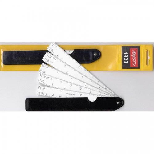 Κλιμακόμετρο βεντάλια Aristo 1323