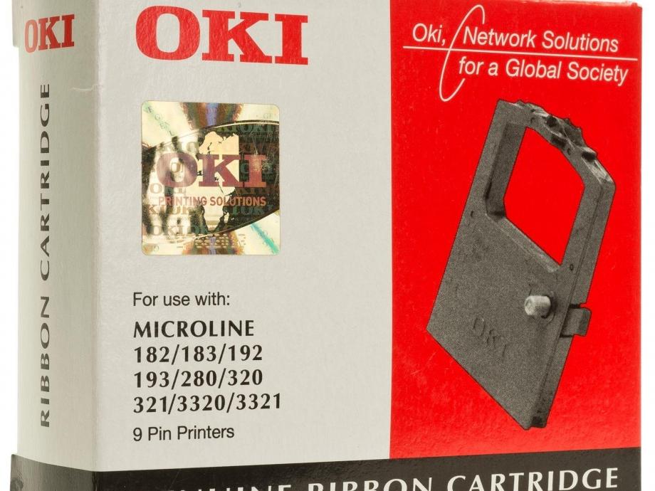 Μελανοταινία OKI 182/391 original