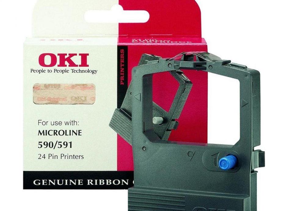 Μελανοταινία OKI ML 590/591 original