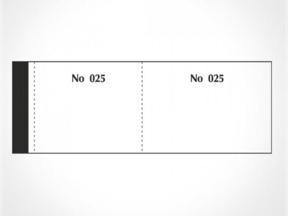 Λαχνοί (1-1000) 10 μπλοκ λευκά