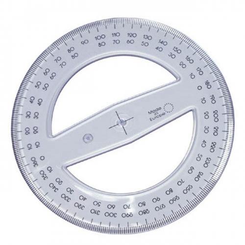 Μοιρογνωμόνιο Arda 297SS 360ο 15 cm