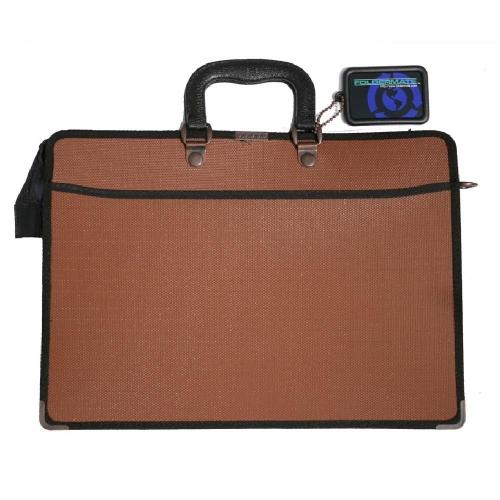 Τσάντα Foldermate 108 2 θέσεων μπορντώ