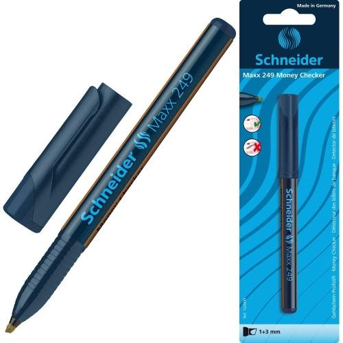 Μαρκαδόρος ανίχνευσης πλαστών Schneider Maxx 249